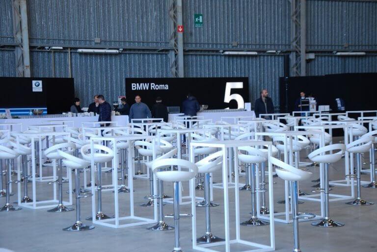 BMW Roma Hangar Pratica di Mare