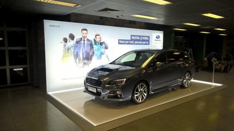 Subaru Linate