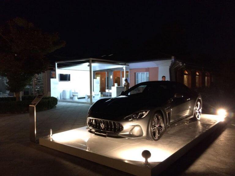 Maserati Golf Bogogno Novara
