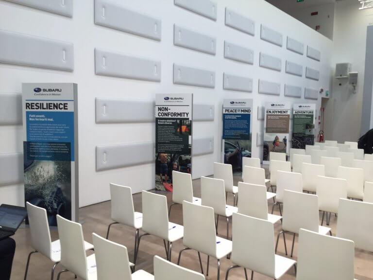 Subaru Dealer Meeting Milano