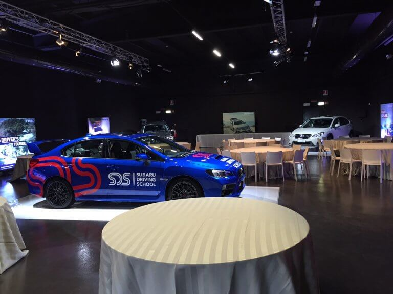 Subaru Dealer Meeting Milano
